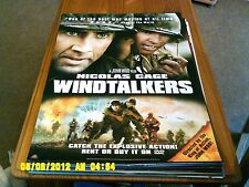 Windtalkers (Nicholas Cage) FILM POSTER A2