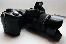 Sony Cyber-shot DSC-F828 8.0MP Digital Bridge Camera Fully Boxed with extras