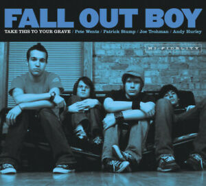 Fall Out Boy - Take This To Your Grave [2003 US Import CD]