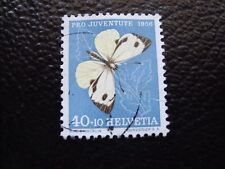 suiza - sello yvert y tellier nº 585 matasellados (A4) stamp Suiza