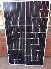 250 W Solar Panel Kit for Caravan Camping or House