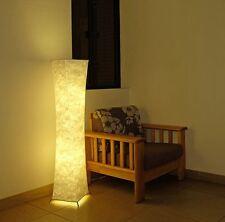 """52""""SOFTLIGHTING Floor lamp Fabric shade Simple shape Warm atmosphere Living room"""