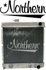 Northern 205030 Aluminum Radiator 1964 1/2-1966 Mustang 1960-1965 Comet w A/T
