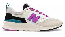 NEW BALANCE 997 bianco viola scarpa Sneakers CW997HNA Women's 997 white