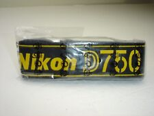 NIKON D750 CAMERA NECK STRAP New condition.  AN-DC14  , Genuine
