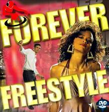 Forever Freestyle -Non Stop Dj Video Mix Dvd- 67 Minutes Of Hits!! + Free cd Mix