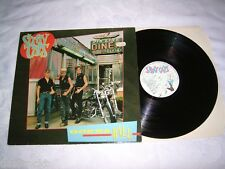 LP - Stray Cats / Gonna Ball - 1981 Rockabilly # cleaned