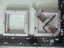 80x80 New BGA Reball Reballing Rework Stencil Solder Station Kits A8-1