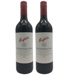 Penfolds Koonunga Hill Shiraz Cabernet 2018 750mL x 2 Bottles