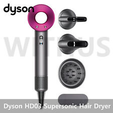 Dyson HD01 Supersonic Hair Dryer - Fuchsia