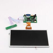 10.1 inch LCD Display Monitor + HDMI/VGA/AV Singal Driver Board for Raspberry Pi