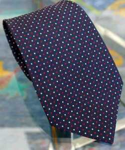 """TURNBULL & ASSER HAND MADE SILK NECK TIE 58"""" BY 3.75"""" NWOT"""