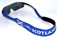 Wrapz SCOTLAND Floating néoprène lunettes strap head band 45cm bracelet seulement