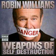 Robin Williams, Weapons of Self Destruction (CD/DVD), Excellent Explicit Lyrics