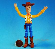 Disney Pixar Toy Story 3 Woody Cowboy Posable Figure Statue Model DIORAMA A497