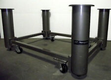 Newport Optical Table Base Set Nn 45 With Casters 3 Ft X 4 13 Ft