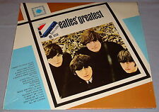 THE BEATLES GREATEST IMPORT LP HOLLAND STILL IN SHRINK WITH HYPE STICKER