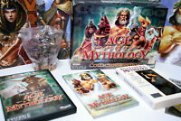 AGE OF MYTHOLOGY COLLECTORS EDITION ITALIANA N. 154 di 3000 PC CD ROM VBC 62589