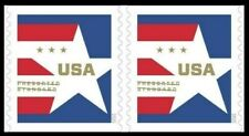 #5433 2020 Presorted Star Coil Pair  - MNH