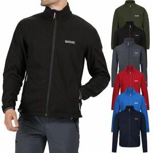 Regatta / Trespass Mens Anti Pill Micro Fleece Textured Full Zip Fleece Jacket