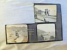 VINTAGE 3 REAL PHOTOGRAPHS CATALINA ISLAND CA 1920's