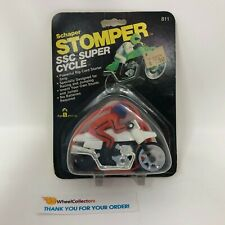 Schaper Stomper SSC Super Cycle White Bike/Red Rider * ZB9