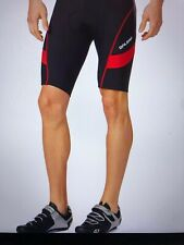 3D Chamois Padded Low Cut Compression Cycling Shorts
