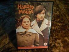 HAROLD AND MAUDE. GORDON /CORT.  1971/2002.DVD