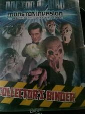 Dr Who Monster Invasion Set. In a Album. No Infinite Cards Included