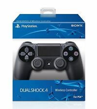 Official DualShock 4 Wireless Controller for PlayStation 4 - Jet Black NEW MODEL