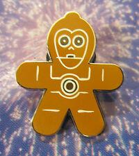 Disney Star Wars Gingerbread Mystery Box Pin C3Po