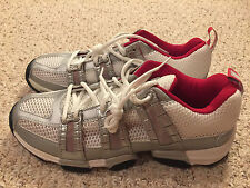 NEW Adidas Adistar Quick Training/Athletic Shoes Men's Size 10 White/Red/Silver