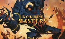 Double Masters 4x Uncommon and 4x Common Complete Set x4 2XM
