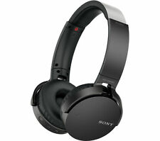 SONY MDR-XB650BT EXTRA BASS Wireless Bluetooth Headphones - Black