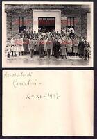 Old Photo Vecchia Fotografia - Aeroporto di Cerveteri - 1937