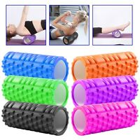 Foam Roller Deep Tissue Muscle Massager Trigger Point For Yoga Pilates Sports