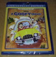 New A Goofy Movie (Bluray, 2019) Disney Movie Club Exclusive Anniversary Edition