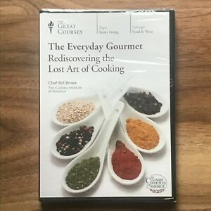 Chef Bill Briwa The Everyday Gourmet Rediscovering the Lost Art of Cooking DVD
