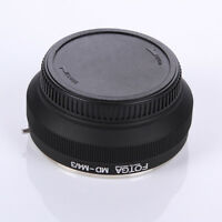 FOTGA Minolta MD MC Lens to micro M43 4/3 GH1 E-P1 G1  G3 GM1 GM5  EPL7 E-5M
