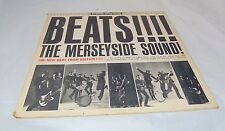 "STEREO VARIATION Beats The Merseyside Sound 12"" LP BEATLES record"