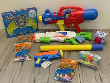 Konvolut Kinder Wasserpistole Wasser Spielzeug Wasserbombe wie Foto (R6/9