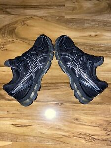 Asics  Kayano 20  Black Men's Running Trainers Size 6 Uk  40 Eu
