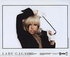 Lady Gaga 2008-2011 Lot of 4 Original Press Photos