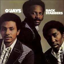 THE O'JAYS : BACK STABBERS (CD) sealed