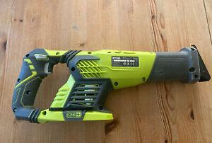 Ryobi R18RS7 18V Cordless Reciprocating Saw