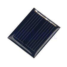 1.5V Mini Solar Panels Module for Small Power System Battery Toys 30x 25mm DE