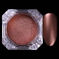 1 Box 2g BORN PRETTY Chocolate Matte Powder Dust Glitter Nail Decor Manicure DIY