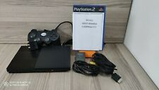 PS2 SLIM - SONY PLAY STATION 2 SLIM PS2 CON GIOCO SOLO GIOCHI ORIGINALI