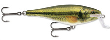 "Rapala Super Shad Rap 14 ""Live Largemouth Bass"""