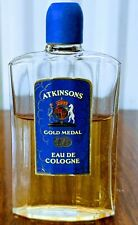 VINTAGE ATKINSON'S GOLD MEDAL EDC miniature Perfume collectible